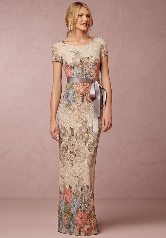BHLDN (Mother of the Bride) Melinda Champagne Mother Of The Bride Dress