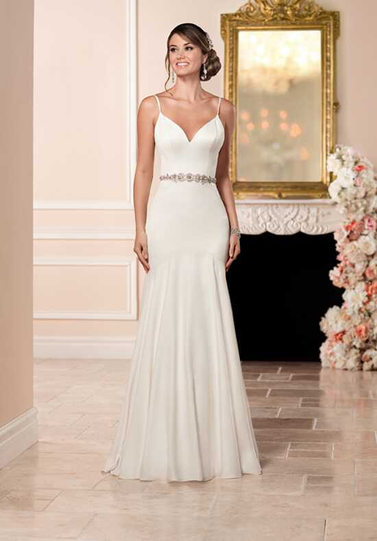 Stella York 6332 Sheath Wedding Dress