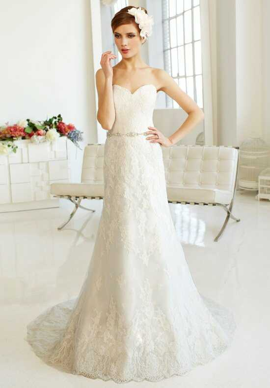 Val Stefani DANIQUE Wedding Dress photo