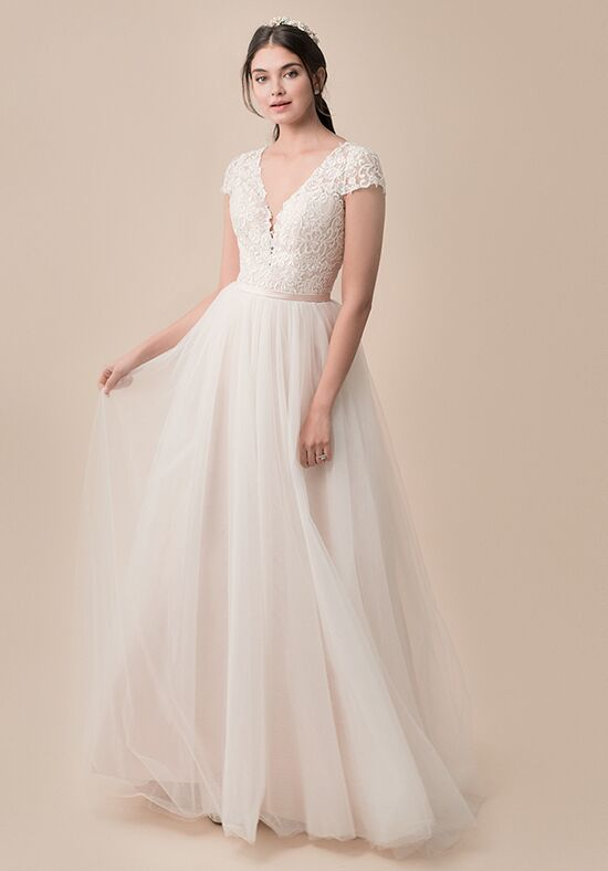 Moonlight Tango T790 A-Line Wedding Dress