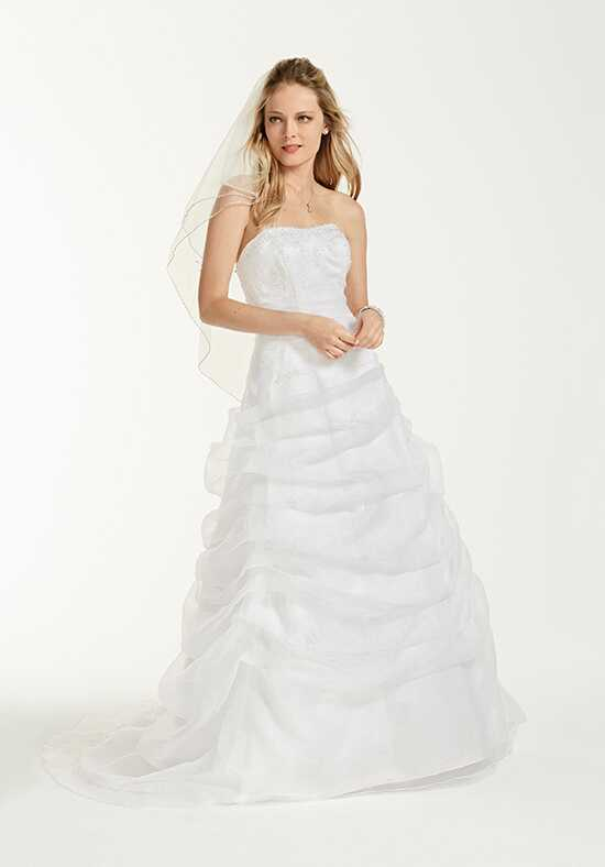 David's Bridal David's Bridal Collection Style L9479 Ball Gown Wedding Dress