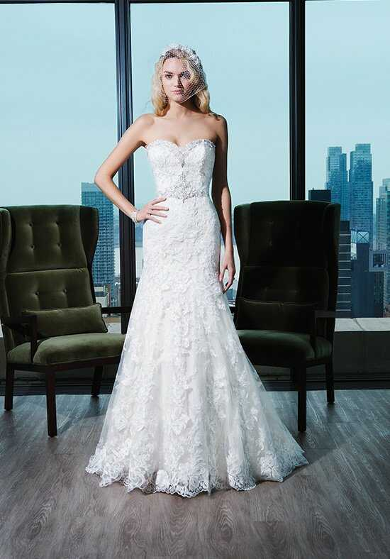 Justin Alexander Signature 9771 Mermaid Wedding Dress