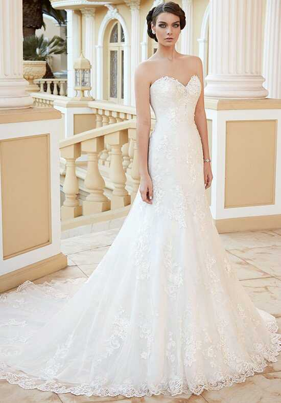 IVOIRE by KITTY CHEN ELISE V1399 A-Line Wedding Dress