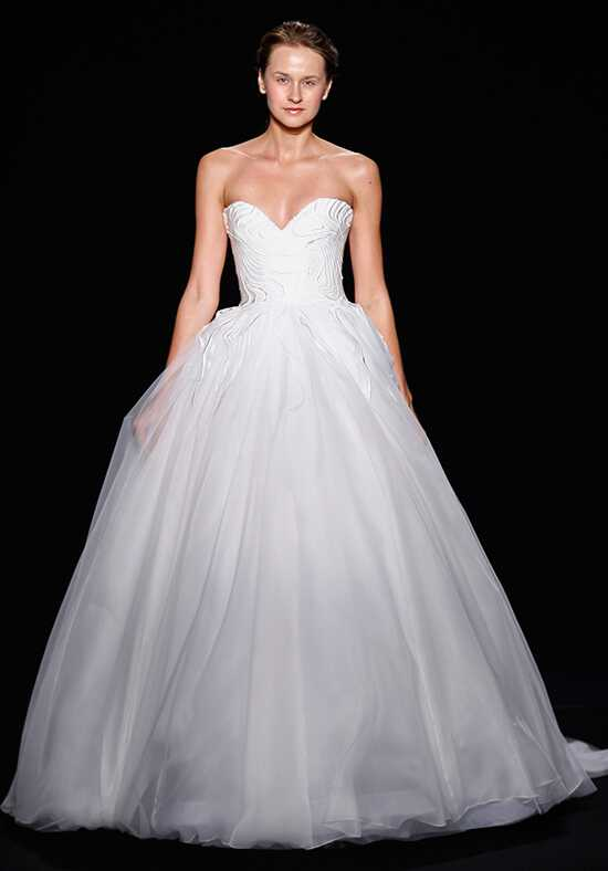 Mark Zunino for Kleinfeld 146 Ball Gown Wedding Dress