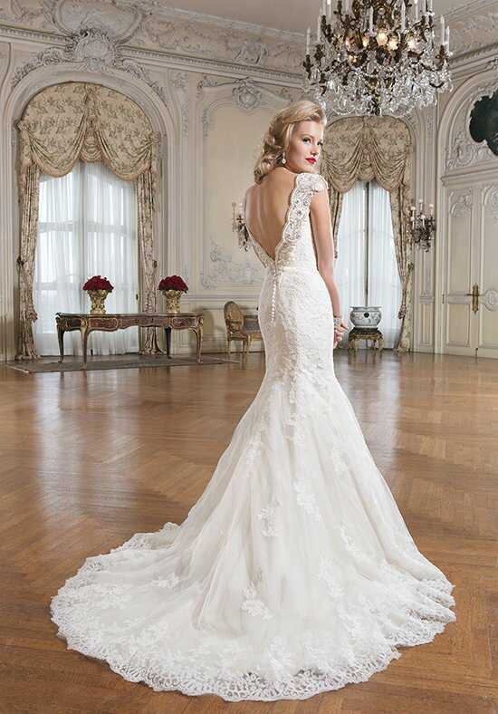 Justin Alexander 8758 Mermaid Wedding Dress