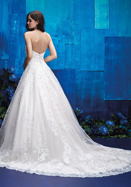 Allure Bridals 9413 Ball Gown Wedding Dress