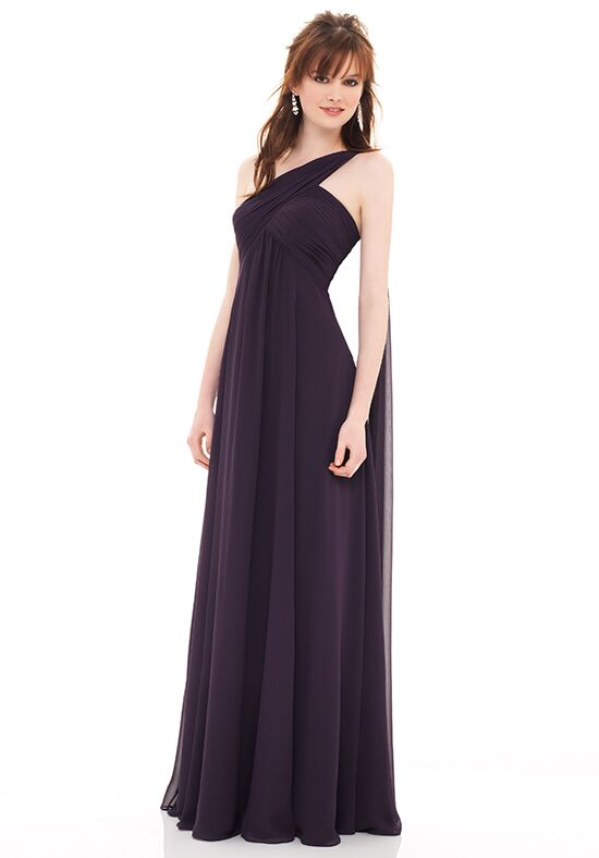 Bill Levkoff 675 One Shoulder Bridesmaid Dress