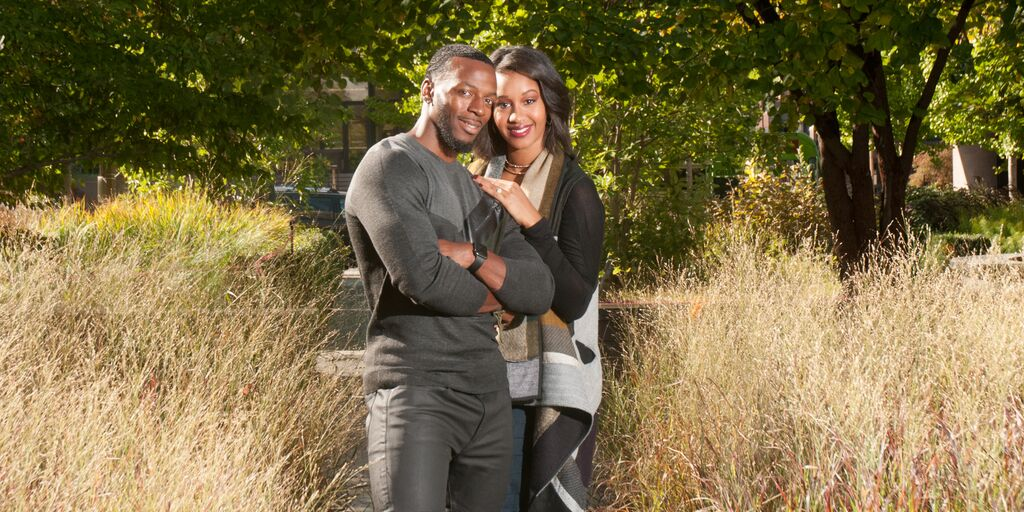 tanisha williams and david bryants wedding website