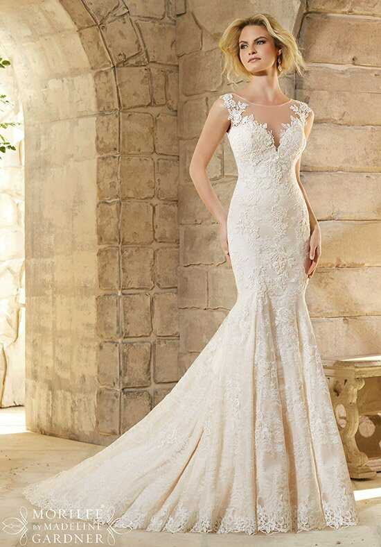 Morilee by Madeline Gardner 2778 Mermaid Wedding Dress