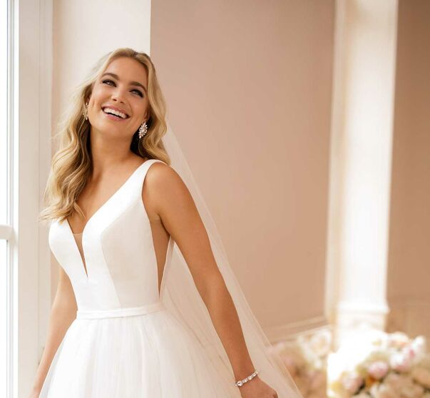Wedding dresses stella york junglespirit Images