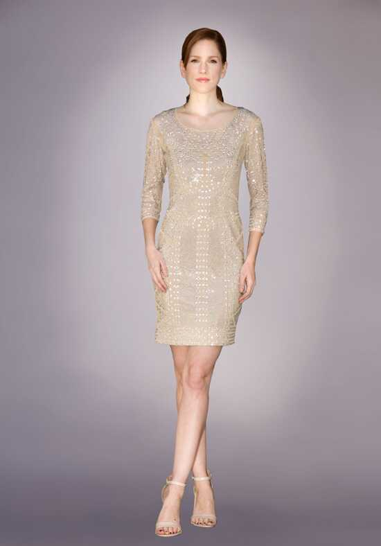 Grayse Wedding Party W1420202 Champagne Mother Of The Bride Dress