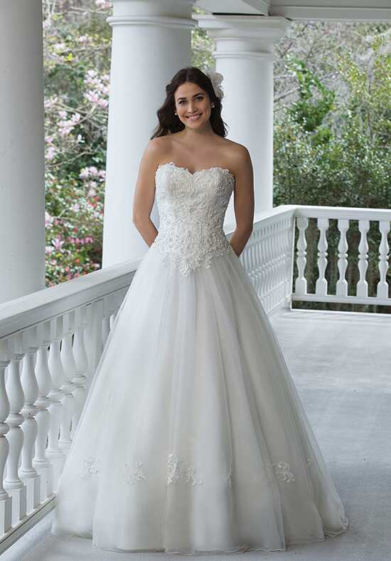 Sincerity Bridal 3953 Ball Gown Wedding Dress