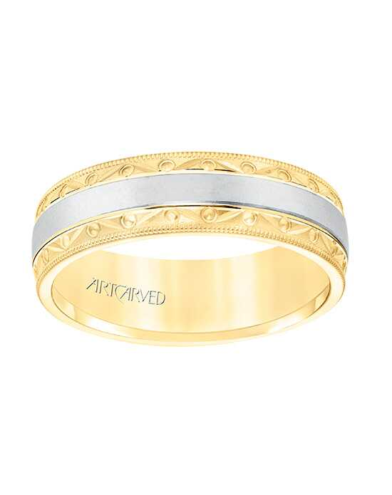 ArtCarved 11-WV8674YW65-G.00 Gold Wedding Ring