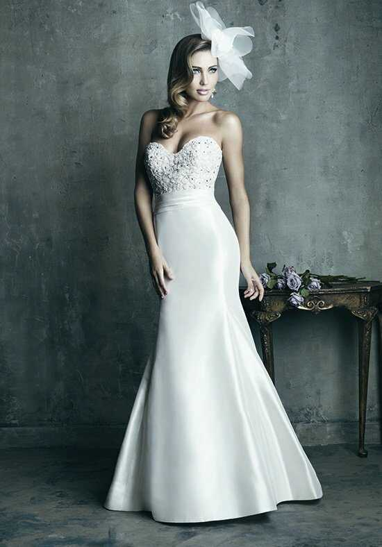 Allure Couture C281 A-Line Wedding Dress