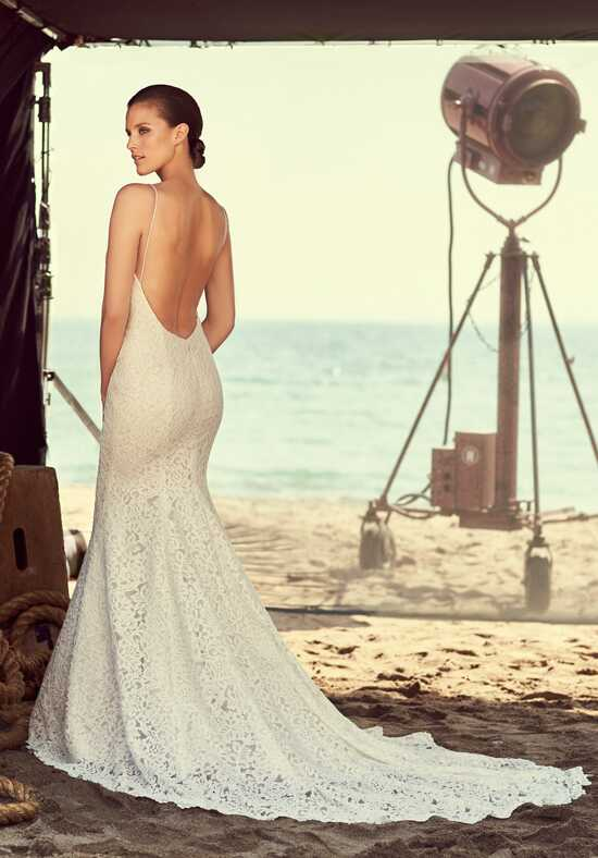 Mikaella 2186 Sheath Wedding Dress