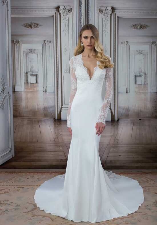 LOVE by Pnina Tornai for Kleinfeld 14483 A-Line Wedding Dress