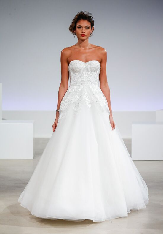 Blue Willow Bride by Anne Barge Eleanor Wedding Dress - The Knot