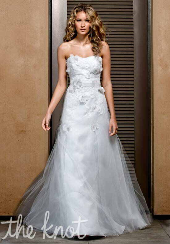 Jenny Lee 1105 A-Line, Mermaid Wedding Dress