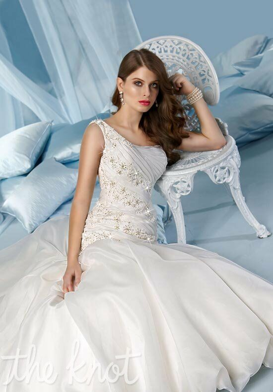 Impression Bridal 3089 Mermaid Wedding Dress