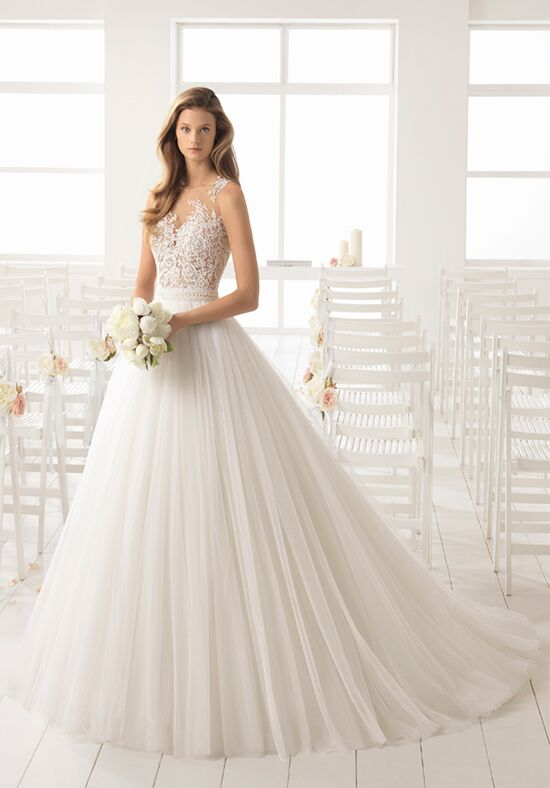 Aire Barcelona BASORA Ball Gown Wedding Dress