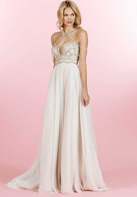 Hayley Paige 6462/Dani A-Line Wedding Dress