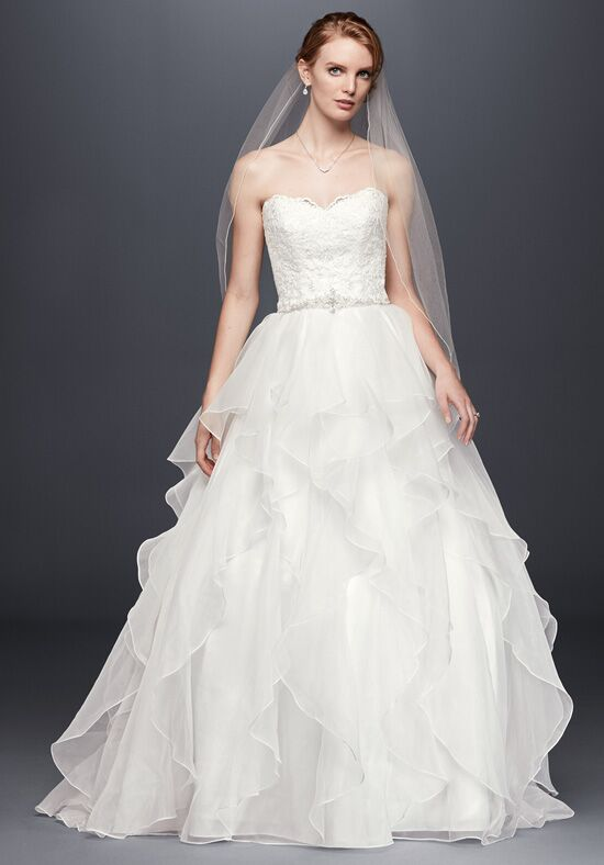 David 39 s bridal galina signature style swg722 wedding dress for David s bridal princess wedding dresses