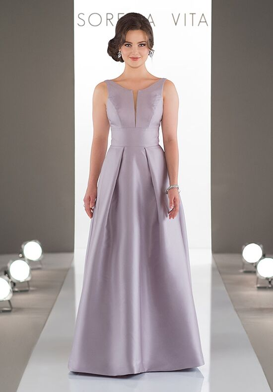 Sorella Vita 9130 V-Neck Bridesmaid Dress