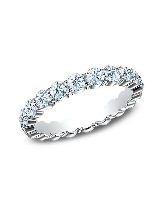 Benchmark 5535023W White Gold Wedding Ring