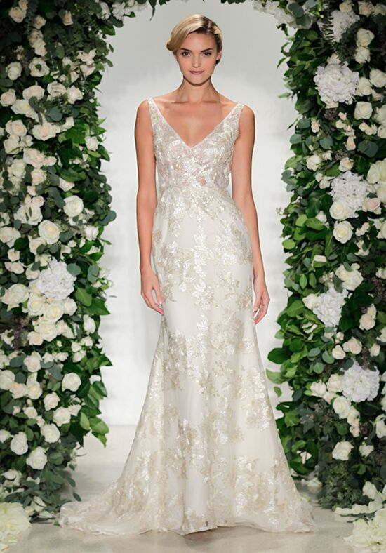 Anne Barge Claridge Sheath Wedding Dress