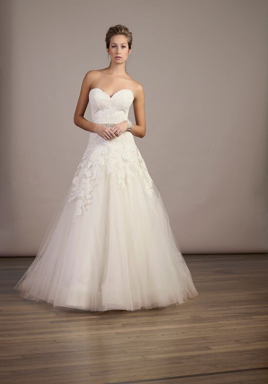 LIANCARLO 5882 Ball Gown Wedding Dress
