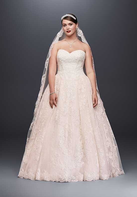 Oleg Cassini at David\'s Bridal Wedding Dresses