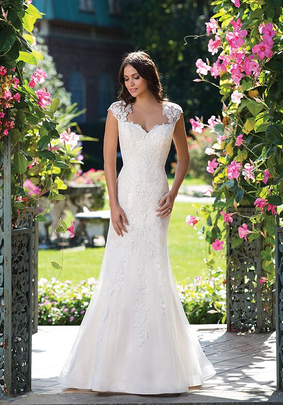 Sincerity Bridal 3933 Mermaid Wedding Dress