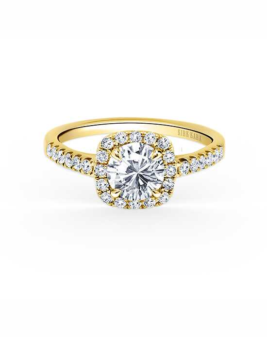 Kirk Kara Carmella Collection K184C6RY Engagement Ring photo