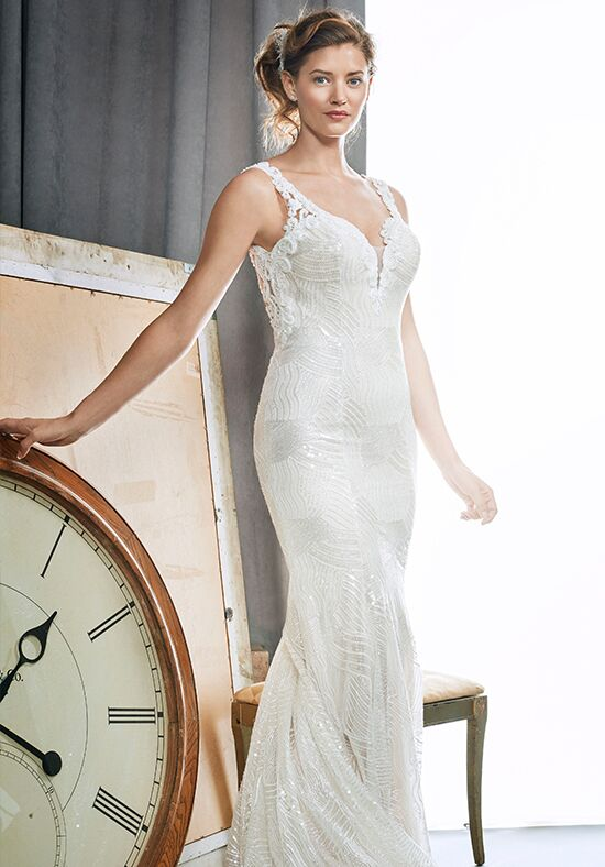 Kenneth Winston 17102 Mermaid Wedding Dress