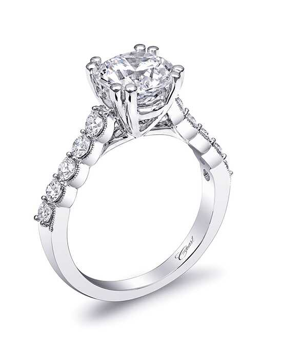 Coast Diamond LC10031 Engagement Ring photo
