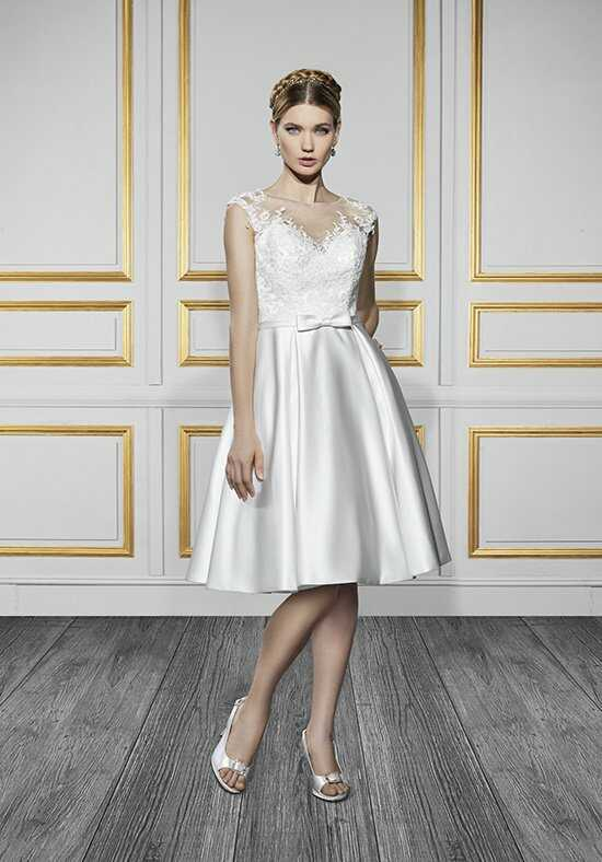 Moonlight Tango T721 A-Line Wedding Dress