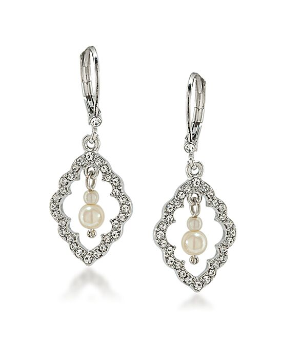 Carolee Jewelry CLP00609S130 Wedding Earrings photo