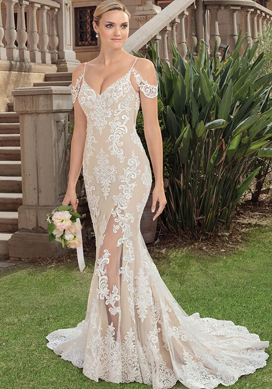 Casablanca Bridal 2324 Zola Mermaid Wedding Dress