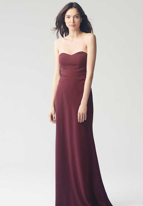 Jenny Yoo Collection (Maids) Kylie #1711 Strapless Bridesmaid Dress