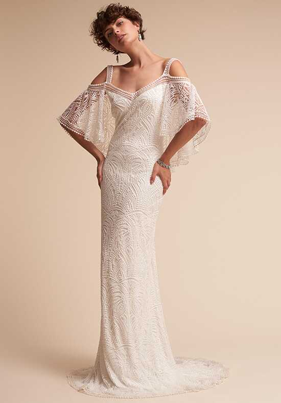 BHLDN Kenna Sheath Wedding Dress