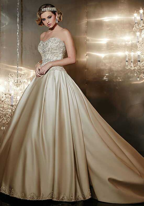 Christina Wu Brides 15538 A-Line Wedding Dress