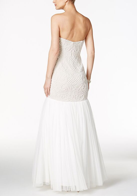Adrianna Papell Wedding Dresses Adrianna Papell Beaded Strapless ...