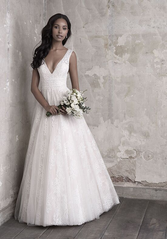 Madison James MJ463 A-Line Wedding Dress