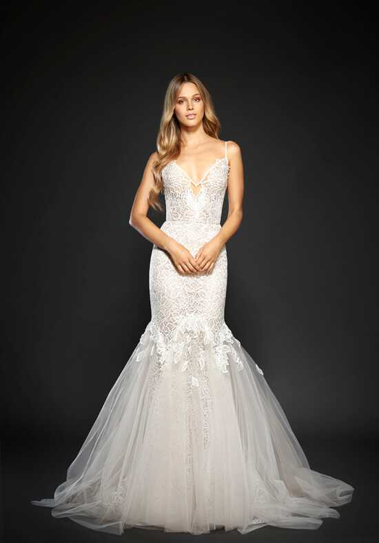 Hayley Paige Rae-6708 Mermaid Wedding Dress
