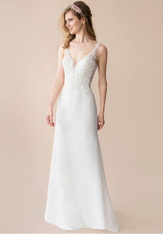 Moonlight Tango T804 A-Line Wedding Dress