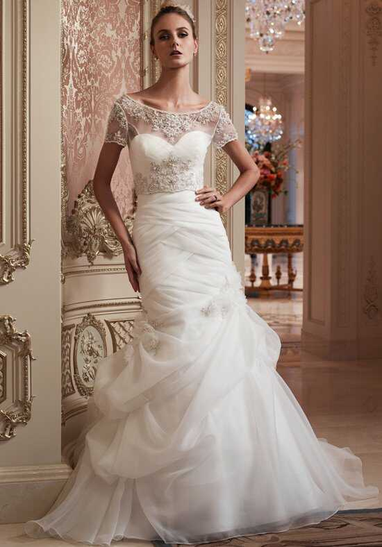 Casablanca Bridal 2088 Mermaid Wedding Dress