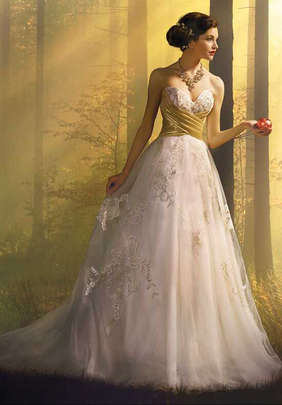 Alfred Angelo Disney Fairy Tale Weddings Bridal Collection 256 Snow White Wedding Dress photo