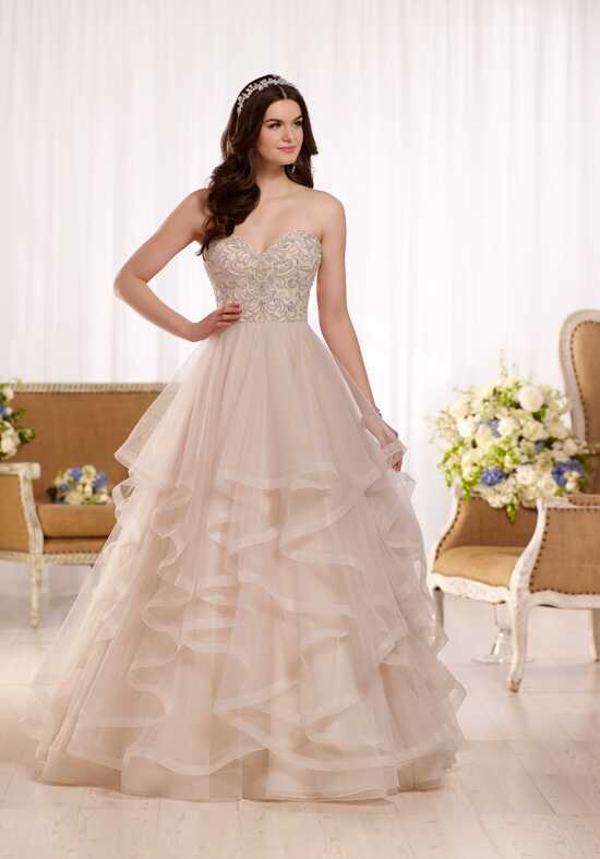 Essense of Australia D2169 Ball Gown Wedding Dress