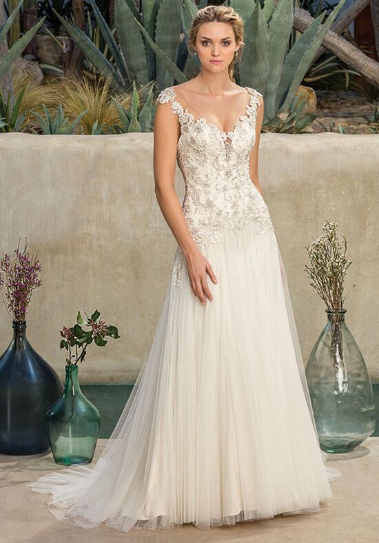 Casablanca Bridal Style 2305 Madrona Mermaid Wedding Dress