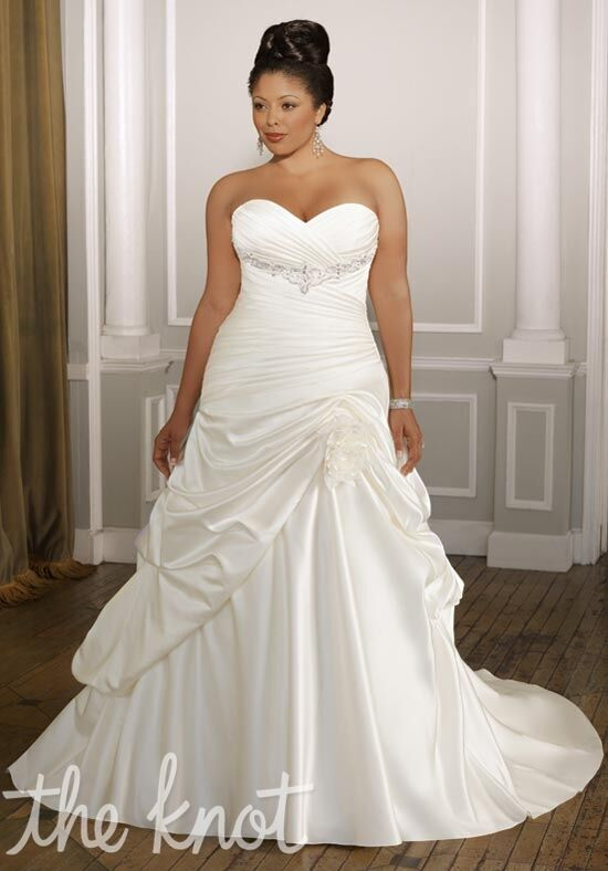 Morilee by Madeline Gardner/Julietta 3093 A-Line Wedding Dress
